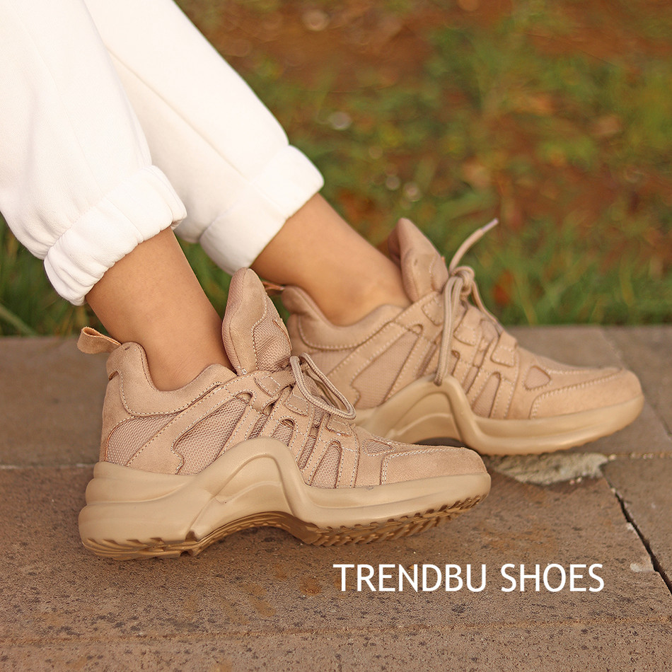 Toprak Kadın Spor Ayakkabı